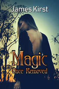 Book Cover: Magic Once Removed