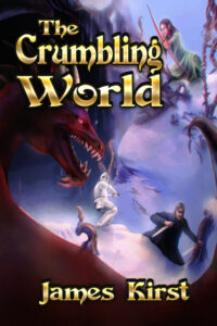 The Crumbling World Book Cover
