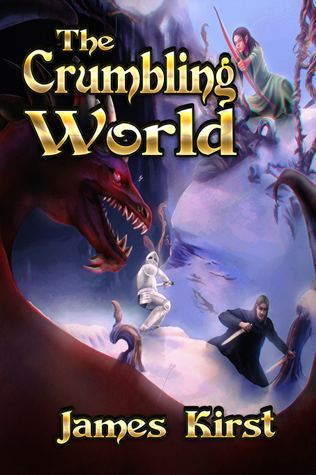 The Crumbling World Cover